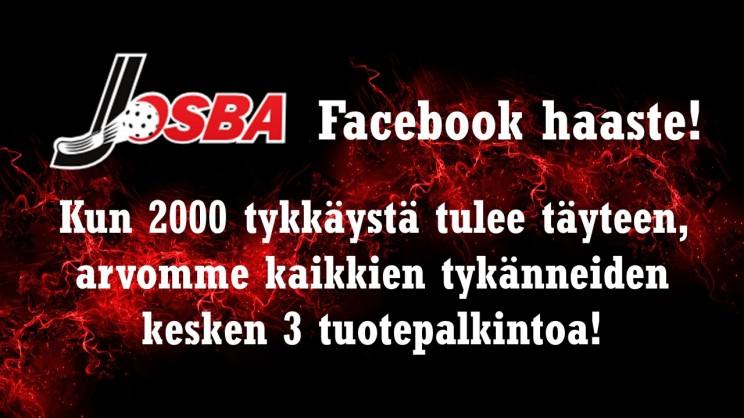 Josba FB haaste