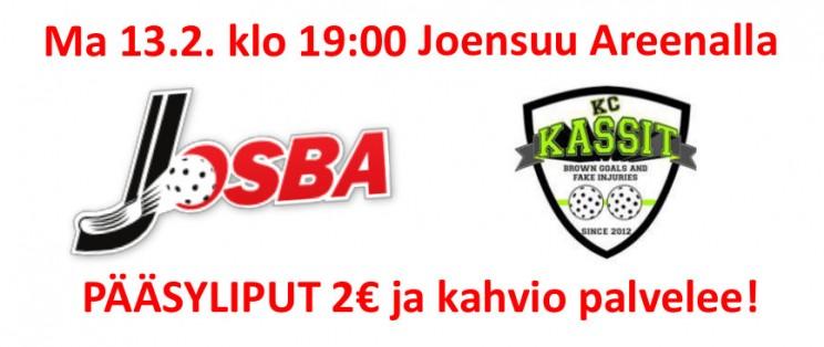 Josba vs. Kassit1